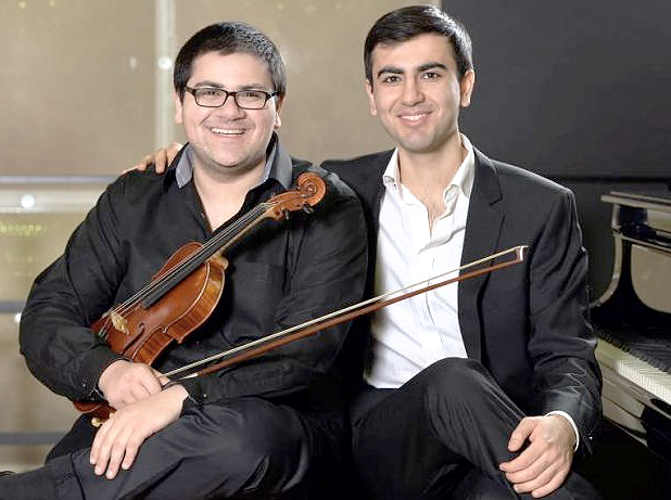 David & Marlen Malaev