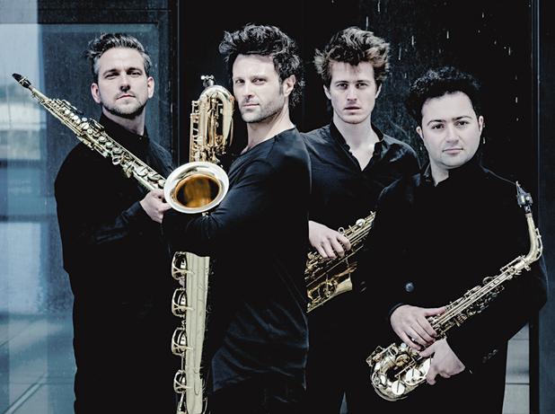 SIGNUM Saxophon Quartett