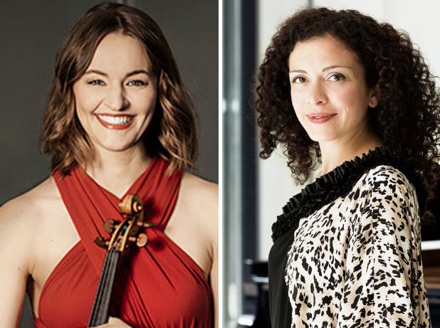 Franziska Hölscher & Marianna Shirinyan
